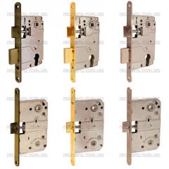 MANERA механизмы для дверей с наплавом (четвертью)