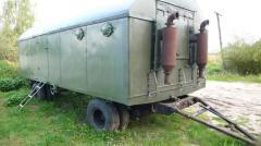 Генератор дизельный ЭСД-200+30 (электростанци
