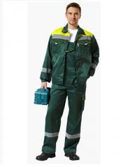 Overalls for assemblers