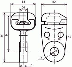 Ушки У1-21-20