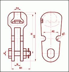 Ушки У2-7-16