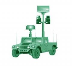 To Order a mobile complex of ground reconnaissance of 'DZhEB' in Kiev