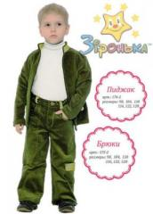 Suit children's for the boy wholesale from