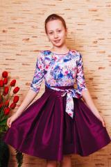 """Подростковое платье """" Марина"""""""