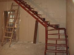 Framework for ladders