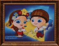 Set for beadwork of Spritko і Garnyunya BS Soles