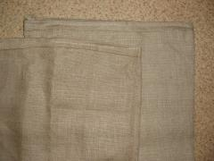 Bags jute 56/95sm, with a capacity of 50 kg, 486