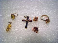 Amulets from amber