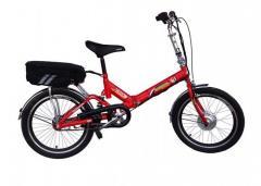 Электровелосипед Volta Квант M1