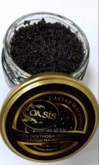Black caviar Sturgeon, 100 g