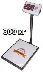 Весы торговые электронные 300 кг