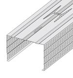 Profile for the plasterboard CW-75 systems