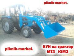 КУН на трактор МТЗ
