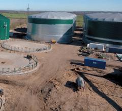 Installations biogas