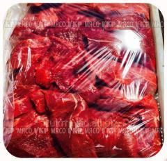 Beef the premium is frozen (Ukraine)