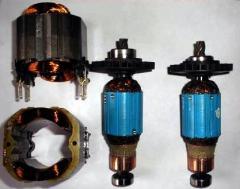 Оригинальные запчасти для электроинструмента