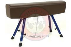 Horse adjustable gymnastic jump