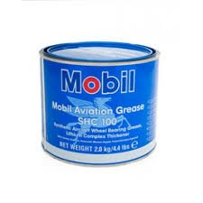 Mobilgrease 33, mobil aviation grease shc 100,