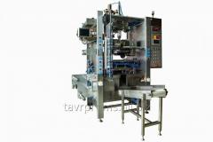 Automatic machine NA-3000 for packaging liquid and