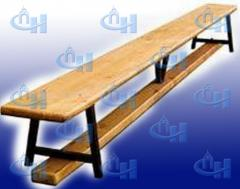 Bench gymnastic (3 / 4 m)