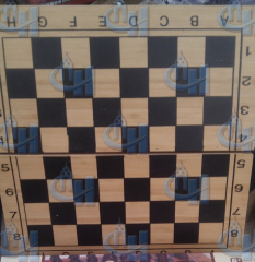 Board for chess