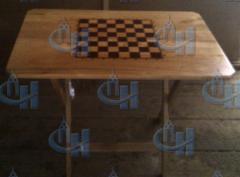 Стол шахматный