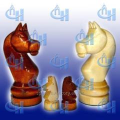 Фигуры шахматные большие