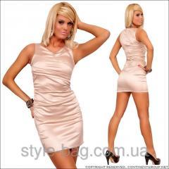 Вечернее обтягивающее платье