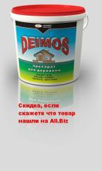 Пропитка для дерева DEIMOS 4 в 1
