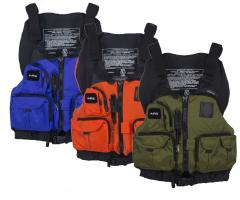 NRS Chinook - safety vest for fishing and tourism