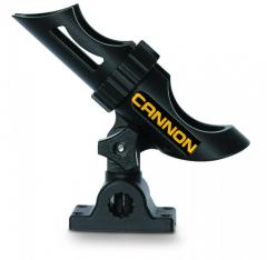 Cannon Rod Holder - a universal rotary clamp for
