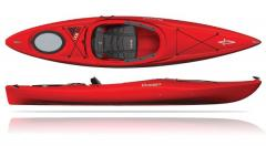 Dagger Zydeco-11 - a kayak for walks and active