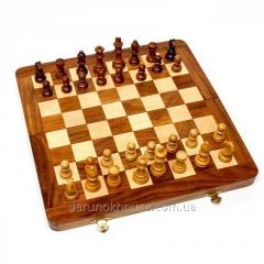 Шахматы G112 деревянные