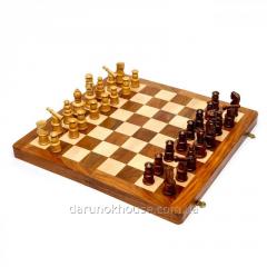 Шахматы G140D деревянные