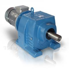 Motor reducer cylindrical coaxial GS-Drive