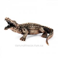 Статуэтка крокодил фигурка E026