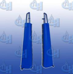 Protection for racks badmintonny (protector)