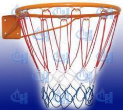 Корзина (кольцо) баскетбольная стандартная