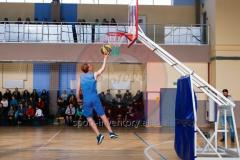 Basketbal rekken