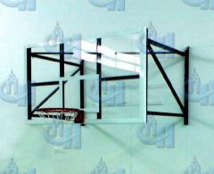Щит баскетбольный игровой (оргстекло)
