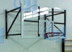 Щит баскетбольный игровой антивандальный