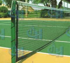 Оборудование и инвентарь для большого тенниса