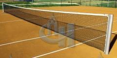 Rack for big tennis professional