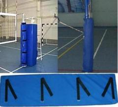 Защита стойки волейбольной (протектор)