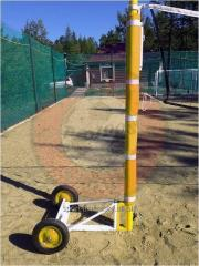 Mobile rack Volleyball