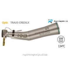 The surgical lowering tip with Traus CRB27LX 32:1,