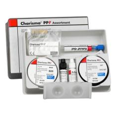 CHARISMA PPF, composite of chemical hardening,
