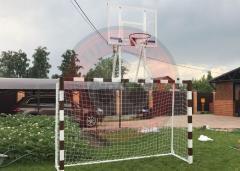 Gate mini-voetbal, gecombineerd