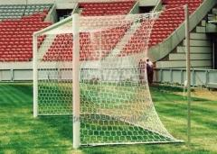 Voetbal poorten standaard opvouwbare
