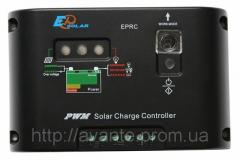 Controller of a charge EPSOLAR EPRC10-EC 12/24 10A